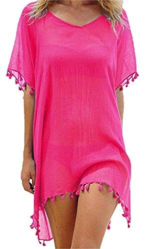 Baishenggt Women S Bathing Suit Cover Up Crochet Lace Bikini