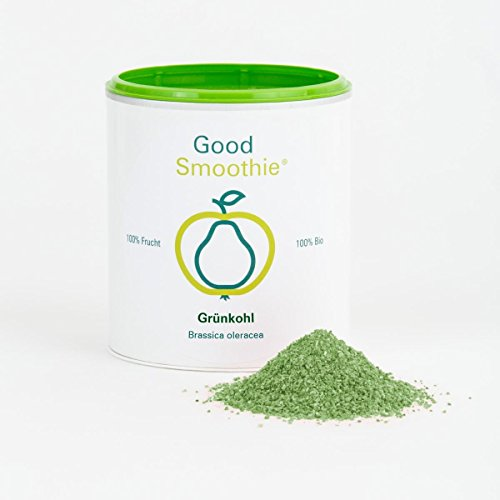Preisvergleich Produktbild Good Smoothie 100 % Bio-Grünkohlpulver 250 g