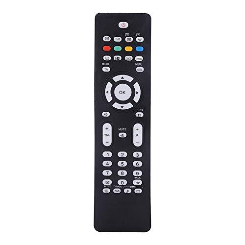 Lazmin Control Remoto Inteligente de TV, Universal RC2034301-01 Reemplazo del Controlador Remoto de televisión