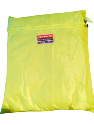 Regenanzug ( Jacke und Hose), absolut wasserdicht ,neon yellow, XXL XXL,Neon Yellow (Schmutz-fahrrad-bekleidung)