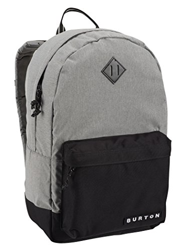 Burton Kettle Mochila, Unisex adulto, Gris (Grey Heather), Única