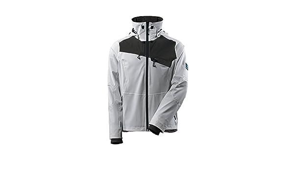 Taille M Blanc-anthracite Fonc/é Mascot 17001-411-0618-M Advanced Veste imperm/éable