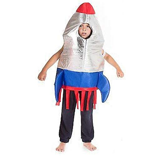 nts Space Explorer Rocket Tabard Costume 3-7 ans ()