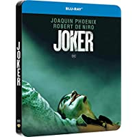 Joker Blu-Ray Steelbook Teaser