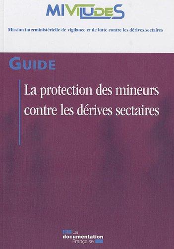 La protection des mineurs contre les dérives sectaires