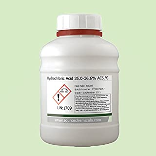 Acetic Acid 99.85% ACS,USP,EP,FCC,FG (Food Grade) 500ml Including Courier Delivery