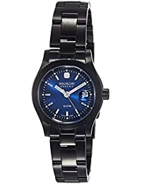 Swiss Military Analog Blue Dial Women's Watch-SM02019LSB.H03M
