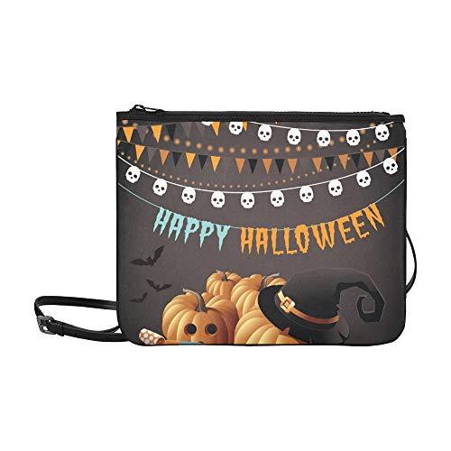 Kürbis Bunting - WYYWCY Happy Halloween Party Kürbisse Bunting