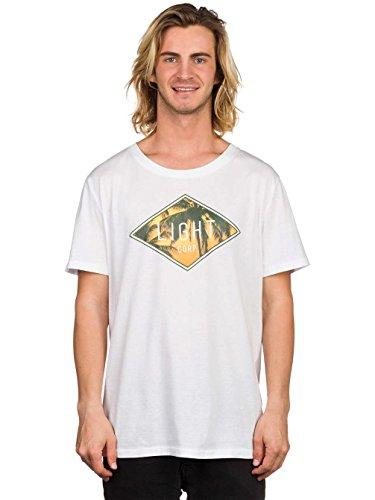 Herren T-Shirt Light Mumbai T-Shirt White