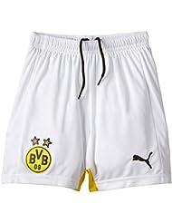 Puma Unisex - Kinder Shorts BVB Replica