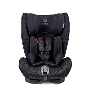 Diono Orcas NXT Fix - Group 1/2/3 Isofix Car Seat | 9kg - 36 kg Approx. 9 Months - 12 Years, Black   11