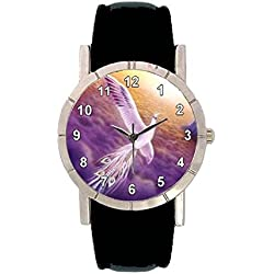 Phoenix Photo Design Watch with Leatherband