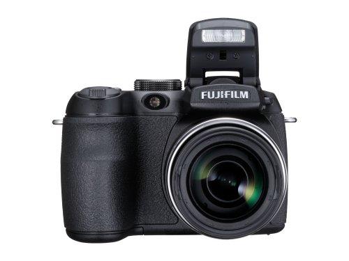 "Fujifilm FinePix S1500 Digitalkamera (10 Megapixel, 12fach opt. Zoom, 2.7"" Display, Bildstabilisator) schwarz - 4"