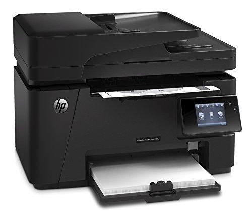 Bild 4: HP LaserJet Pro M127fw Laserdrucker Multifunktionsgerät (Drucker, Scanner, Kopierer, Fax, WLAN, HP ePrint, Airprint, USB, 600 x 600 dpi) schwarz
