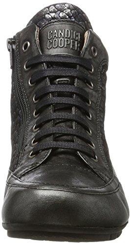 Candice Cooper Ladies Caripoff Alta Sneaker Nero (nero)