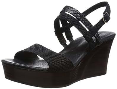 UGG Chaussures Femme - Sandales LIRA MAR - 1006953 - black, Taille:39