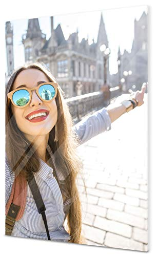 wandmotiv24 Ihr Foto auf Acrylglas - 1-teilig - Hochformat 40x60cm (BxH), SOFORT ONLINE VORSCHAU, personalisiertes Glasbild mit Wunsch-Motiv, eigenes Bild als Wandbild, Fotogeschenke, Geschenke,