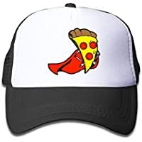 Hipiyoled Super Pizza con Cappuccio Rosso Mesh Baseball Caps Cappello Boyer  Trucker Boy Girl 5Z484 9b6b63f12a6e