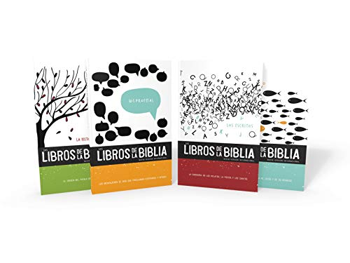 Experiencia bíblica en comunidad / Community Bible Experience: Los libros de la biblia NVI / NIV The Books of the Bible