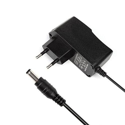 SALCAR Netzteil 5W 5V 1A (5,5 x 2,1mm) für USB Hub, Surveillance Camera, GPS Navigation, Digital Cameras, D-Link Router, Switch, DVD Laufwerk, WLAN/LAN/Electronic. -