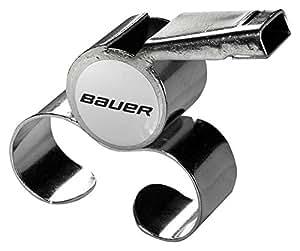 Bauer en forme de sifflet d'arbitre de hockey sur glace/trainerpfeife