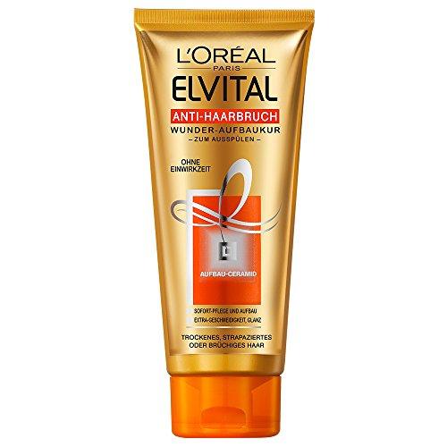 L\'Oréal Paris Elvital Anti-Haarbruch Wunder-Aufbaukur, 2er Pack (2 x 200 ml)