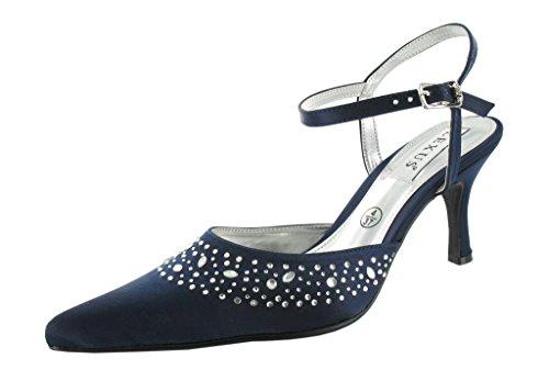 LEXUS , Escarpins pour femme Bleu - Bleu marine