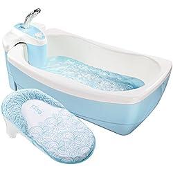 Summer Infant 18866 Lil' Luxuries Whirlpool, Sprudelbad und Dusche, mehrfarbig
