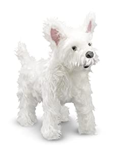 Melissa & Doug 14872 - West highland Terrier (westie)