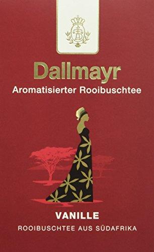 Dallmayr Rooibuschtee Vanille, 2er Pack (2 x 100 g)
