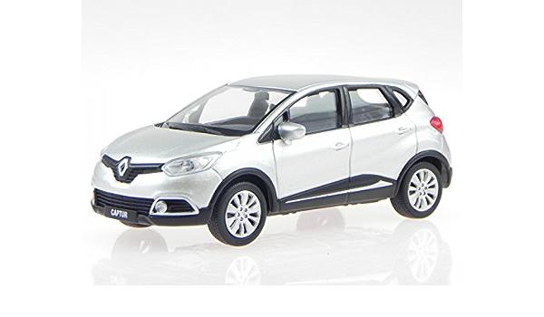 Norev Renault Captur 2013 Silber Modellauto 517773 1 43 Spielzeug