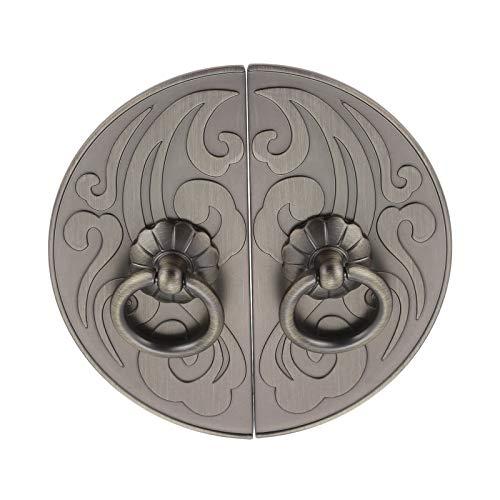 24 Stück Eckschutz Vintage Antik Holz Box Schrankhalter Möbel Schreibtisch Zubehör (1# 90 mm x 65 mm), bronze -