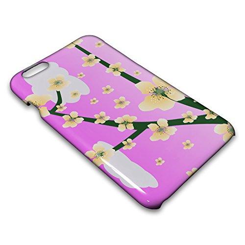 farmygadget Coque Case Impression Complète type fleurs–Flowers Étui pour Smartphone Apple 00010f