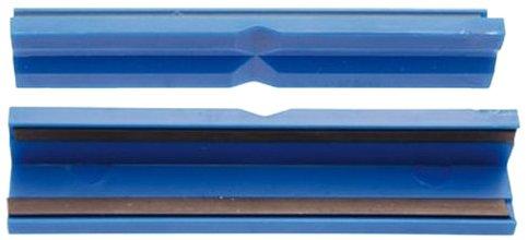 BGS 3046   Schraubstock-Schutzbacken   Kunststoff   Breite 125 mm   2-tlg.