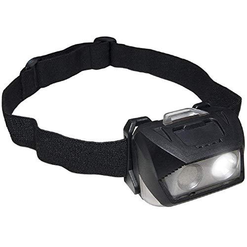 g8ds® Cree LED Kopflampe Dynamic Akku 150m Reichweite hell weiß rot Licht Karpfen Angeln Outdoor