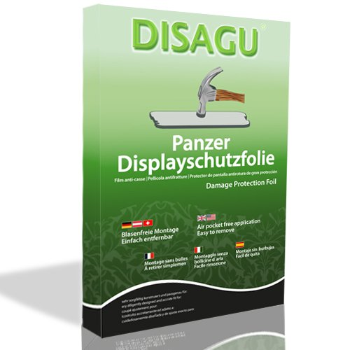Disagu ClearScreen Displayschutzfolie für Polar V800, antibakteriell, BlueLight-Filter