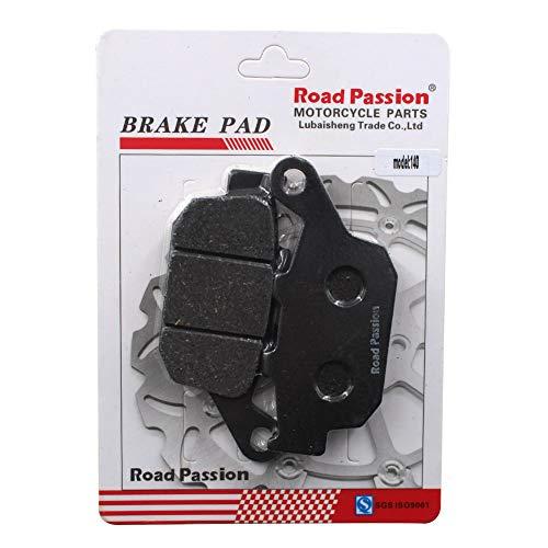 Road Passion Pastiglie dei freni posteriori per HONDA 750 Integra (Scooter) (NC 750 DDE) 14-16 R/ 750 Integra S Scooter (NC 750 DDSE) 14 R/CB 650 FAE/FAF/FAG (ABS) 14-16 R