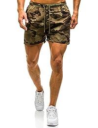 BOLF – Shorts de bain – Pantalons courts – Short – Jogging – Sport – Motif – Homme [7G7]