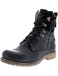 YELLOW CAB Herrenschuhe - Boots SOLUTION B18022W black
