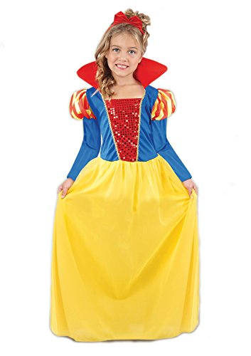 Ciao 18270 - Biancaneve costume bambina (4-6 anni)