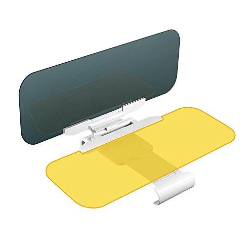 Auto Blendfreie Windschutzscheibe Sun Shield Sun Visor Blendschutz klaren Blick Tag & Nacht UV-Blocker