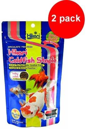 Hikari Staple Goldfish Lebensmittel Baby (2x 100g)