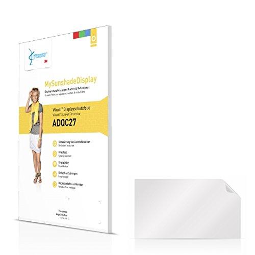 Vikuiti MySunshadeDisplay ADQC27 Displayschutz Schutzfolie für Garmin nüvi 154LMT (kristallklar und reflexmindernd, hartbeschichtet)