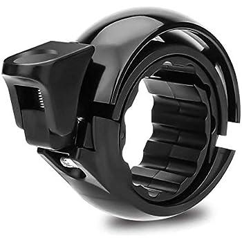 Aluminiumlegierung Mini Fahrradglocke f/ür Alle Fahrrad Lenker C100AE Fahrradklingel O Design F/ür Lenker Von 22,2 bis 31,8 mm Fahrrad Klingel Glocke MTB Mountainbike Alarm Horn Ring