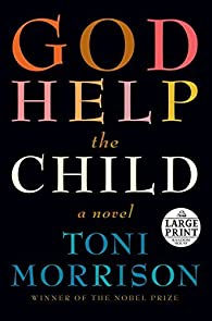 God Help the Child  by Toni Morrison  Paperback par  Toni Morrison
