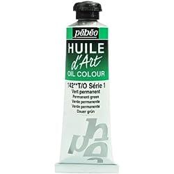 Pebeo Huile d'Art Tube, 37 ml, Permanente verde