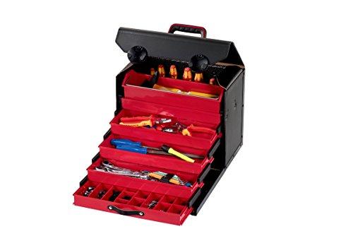 PARAT 44.500-581 Top-Line Schubladentasche, 5-tlg. Schubladeneinsatz, rollbar (Ohne Inhalt)