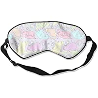Eye Mask Eyeshade Fat Cat Pattern Sleeping Mask Blindfold Eyepatch Adjustable Head Strap preisvergleich bei billige-tabletten.eu