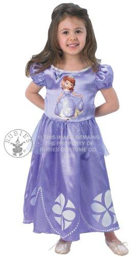 Sofia die Erste Disney Prinzessinnen-Kostüm für Mädchen-Kostüm für Kinder T