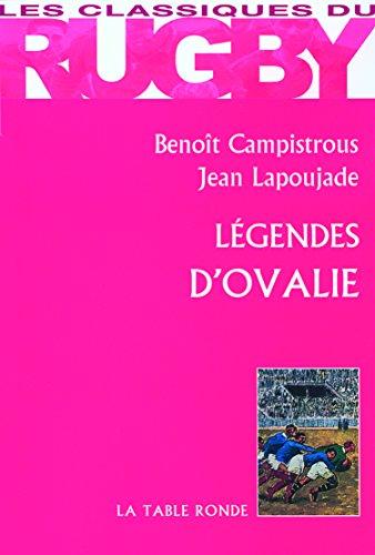 Légendes d'Ovalie par Jean Lapoujade